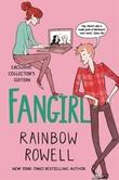 """""""Fangirl"""" av Rainbow Rowell"""