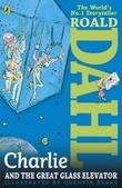 """""""Charlie & the great glass elevator"""" av Roald Dahl"""