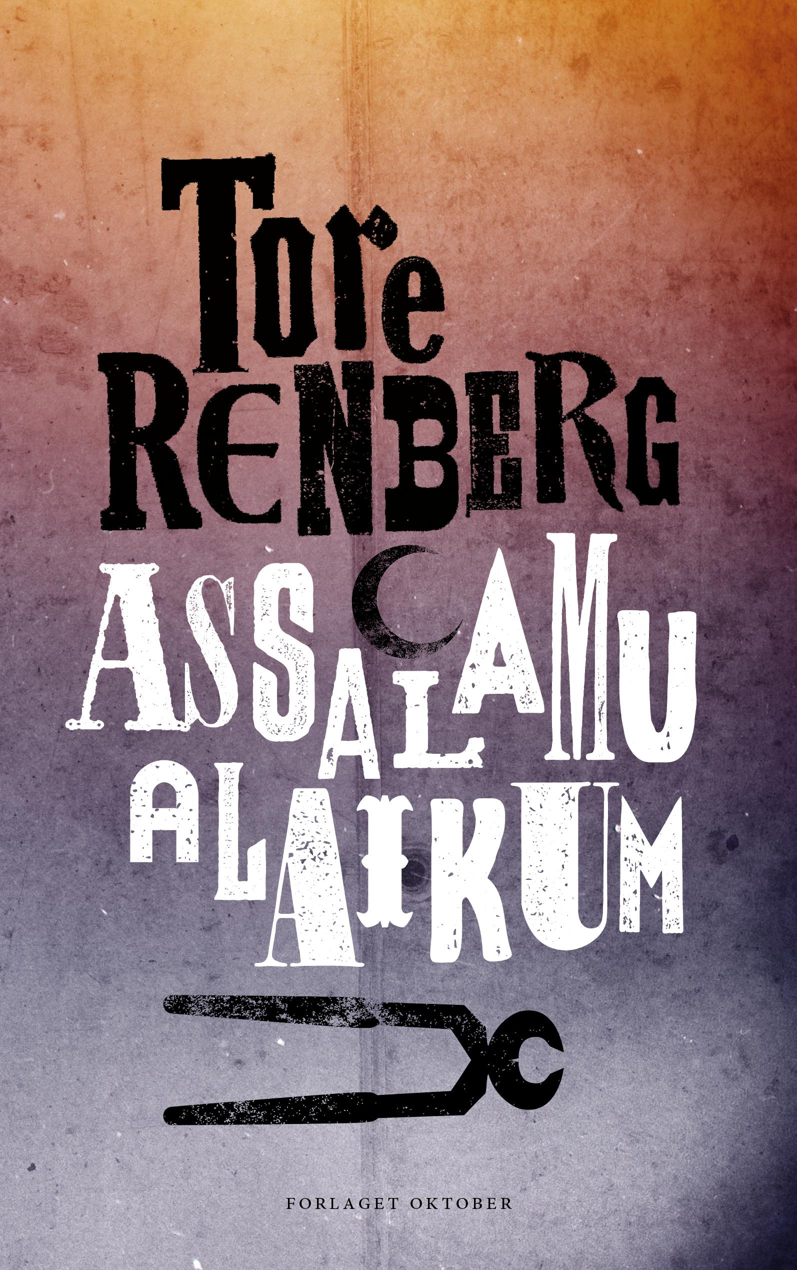 """Assalamu alaikum - roman"" av Tore Renberg"