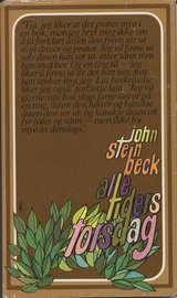 """""""Alle tiders torsdag"""" av John Steinbeck"""
