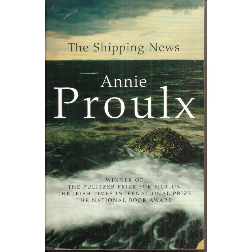 """The shipping news"" av E. Annie Proulx"
