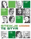 """""""Steikje te styr - 14 forteljingar om Sunnmøre"""" av Fredrik Steen"""