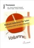 """""""Nedsatt toleranse for lyder - en samling artikler om lydoverfølsomhet"""" av Stein Thomassen"""