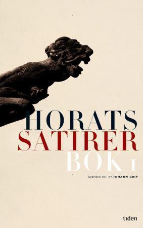 """""""Satirer - bok 1"""" av Horats"""