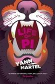 """""""Life of Pi - a novel"""" av Yann Martel"""