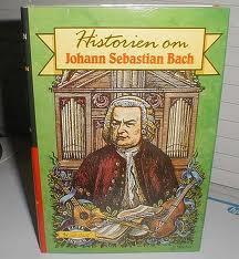 """""""Historien om Johann Sebastian Bach"""" av Jo Manton"""