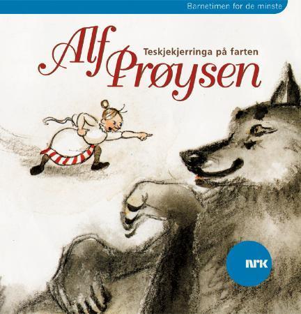 """""""Teskjekjerringa på farten"""" av Alf Prøysen"""