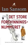 """""""Det store forsvinningsnummeret"""" av Ian Sansom"""
