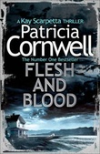 """Flesh & blood"" av Patricia Cornwell"
