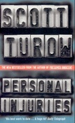 """""""Personal injuries"""" av Scott Turow"""
