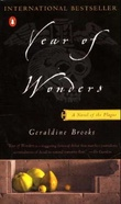 """Year of wonders - a novel of the plague"" av Geraldine Brooks"