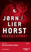 """""""Nøkkelvitnet"""" av Jørn Lier Horst"""