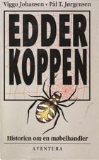 """""""Edderkoppen - historien om en møbelhandler"""" av Viggo Johansen"""