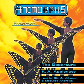 """""""The Departure - Animorphs #19"""" av Katherine Applegate"""