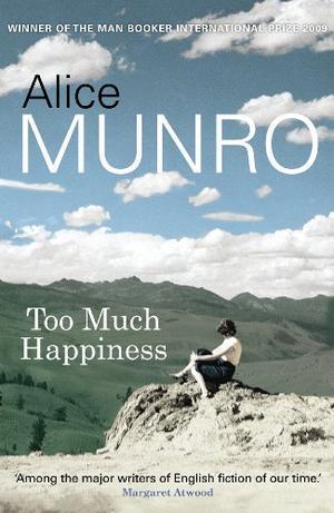 """""""Too Much Happiness"""" av Alice Munro"""