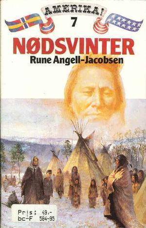 """Nødsvinter"" av Rune Angell-Jacobsen"