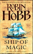 """Ship of Magic"" av Robin Hobb"