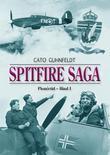 """""""Spitfire saga - bind 1"""" av Cato Guhnfeldt"""