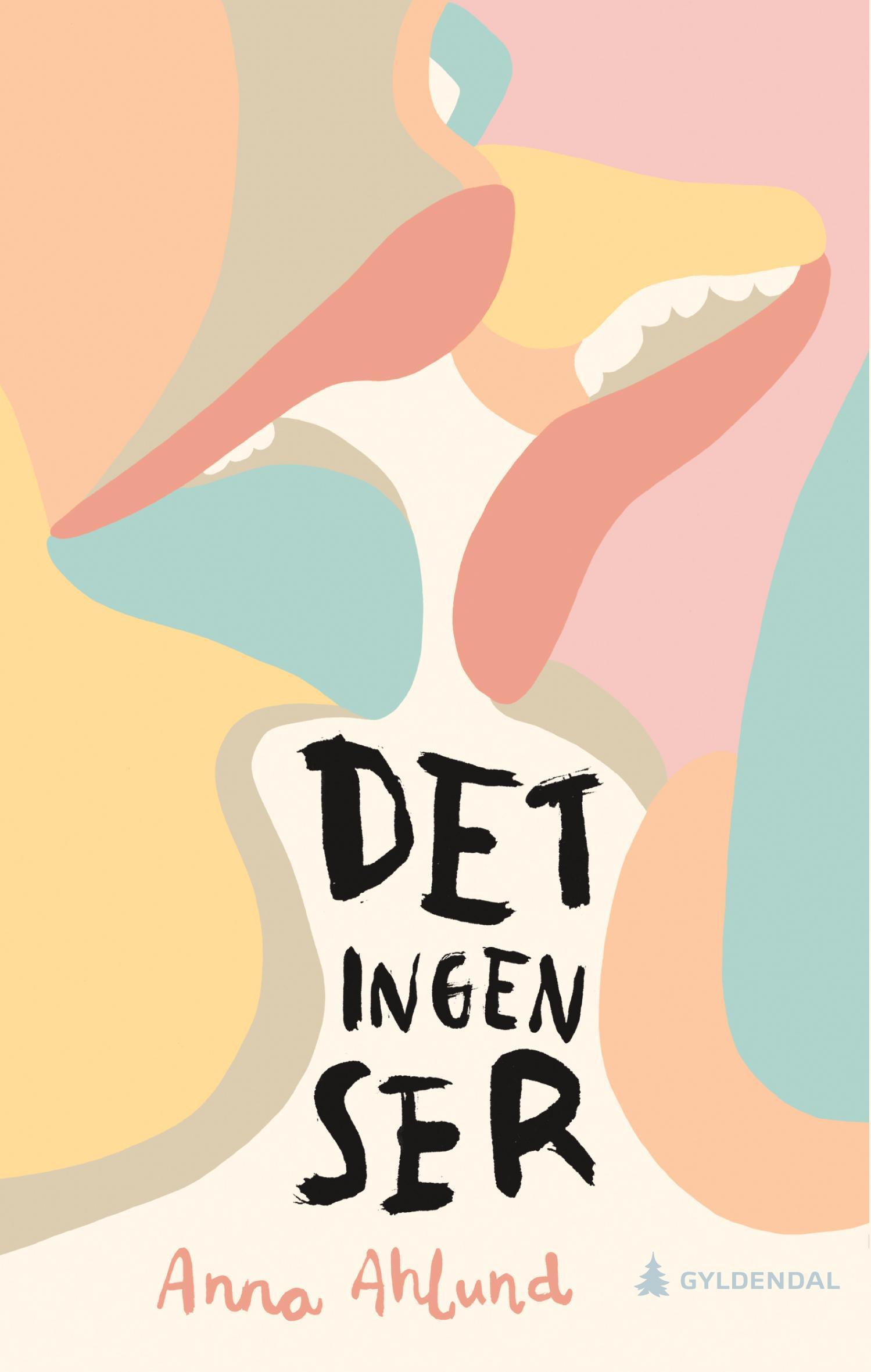 """""""Det ingen ser"""" av Anna Ahlund"""