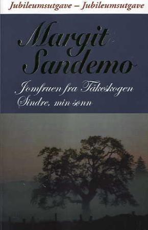 """""""Jomfruen fra Tåkeskogen ; Sindre, min sønn"""" av Margit Sandemo"""