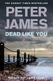 """""""Dead like you"""" av Peter James"""