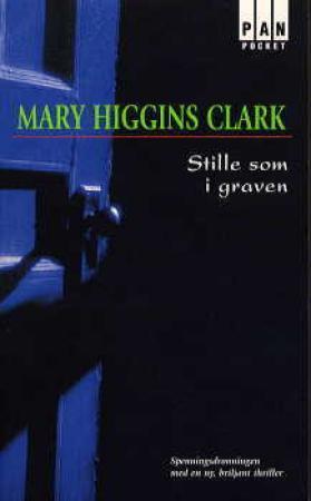 """""""Stille som i graven"""" av Mary Higgins Clark"""