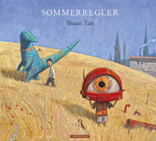"""""""Sommerregler"""" av Shaun Tan"""