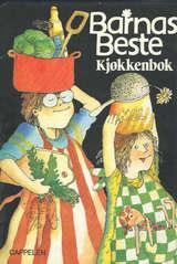 """""""Barnas Beste - kjøkkenbok"""" av Aase Strømstad"""