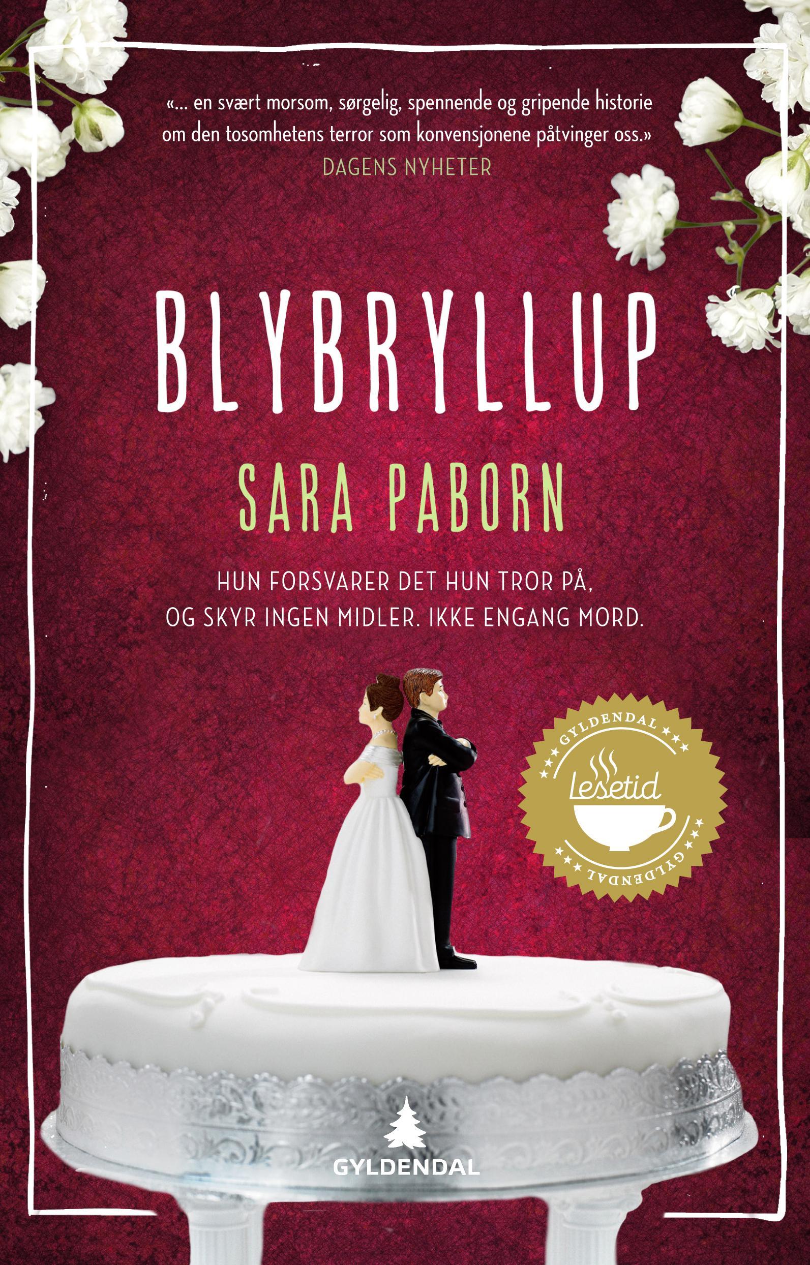 """Blybryllup"" av Sara Paborn"