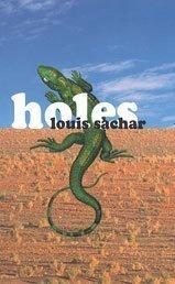 """""""Holes"""" av Louis Sachar"""