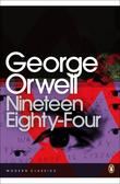 """1984 Nineteen Eighty-Four"" av George Orwell"