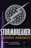 """""""Stormbreaker"""" av Anthony Horowitz"""