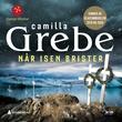 """""""Når isen brister"""" av Camilla Grebe"""