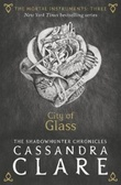 """City of glass"" av Cassandra Clare"