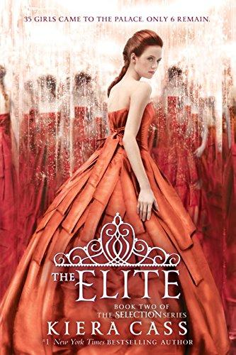 """The elite"" av Kiera Cass"