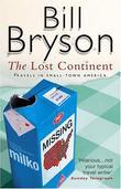 """The lost continent travels in small town America"" av Bill Bryson"