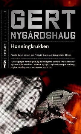 """""""Honningkrukken"""" av Gert Nygårdshaug"""