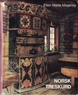 """Norsk treskurd - Norsk kulturarv 9"" av Ellen Marie Magerøy"