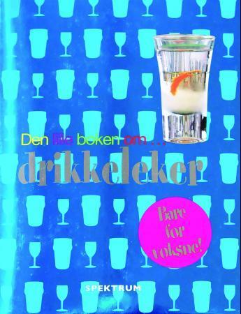"""""""Drikkeleker"""" av Cosmo Brown"""