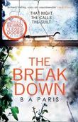 """""""The breakdown"""" av B.A. Paris"""