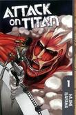 """Attack on Titan 1"" av Hajime Isayama"