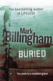 """Buried"" av Mark Billingham"