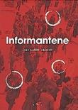 """Informantene - roman"" av Juan Gabriel Vásquez"