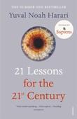 """""""21 lessons for the 21st century"""" av Yuval Noah Harari"""