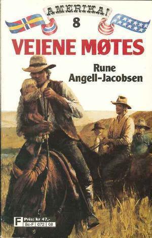 """""""Veiene møtes"""" av Rune Angell-Jacobsen"""