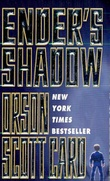"""Ender's shadow"" av Orson Scott Card"