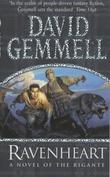 """""""Ravenheart a novel of the Rigante"""" av David A. Gemmell"""