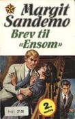 """""""Brev til Ensom"""" av Margit Sandemo"""