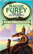 """The eye of eternity book three of the Shadowleague"" av Maggie Furey"