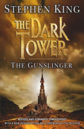 """""""The dark tower 1 - the gunslinger"""" av Stephen King"""
